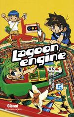 Lagoon Engine 5 Manga
