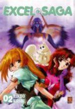 Excel Saga 2 Manga