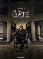 Le maître de Benson Gate # 1