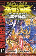 Saint Seiya - The Lost Canvas 12 Manga