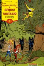 Les aventures de Spirou et Fantasio # 2