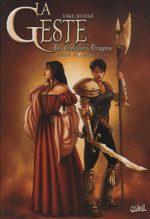 La geste des chevaliers dragons  # 9