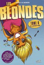 Les blondes 8