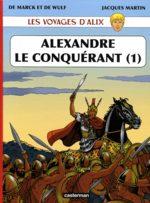 Les voyages d'Alix # 28