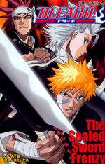 Bleach The Sealed Sword Frenzy 1 Anime comics