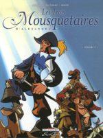 Les Trois Mousquetaires, d'Alexandre Dumas # 1