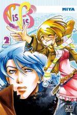 Vis à Vis 2 Global manga