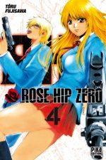 Rose Hip Zero 4 Manga