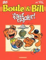 Boule et Bill 26 BD