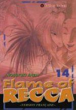 Flame of Recca 14 Manga