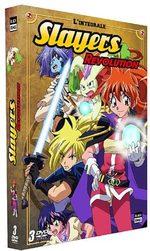 Slayers Revolution 1 Série TV animée