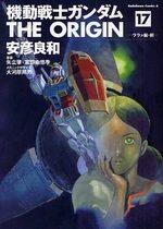 couverture, jaquette Mobile Suit Gundam - The Origin 17