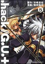 .Hack// G.U. + 5 Manga