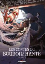 Les contes du boudoir hanté 1 BD