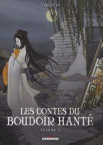 Les contes du boudoir hanté 2 BD