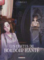 Les contes du boudoir hanté 3 BD