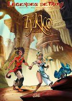 Légendes de Troy : Tykko des sables # 2