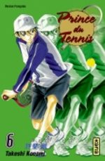 Prince du Tennis 6 Manga
