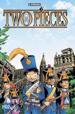 Two Pieces 3 Global manga