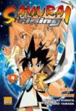 Samurai Rising 4 Manga