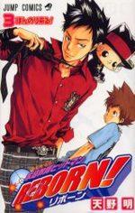 Reborn! 3 Manga