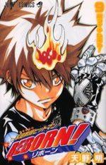 Reborn! 9 Manga
