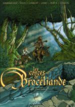 Les contes de Brocéliande # 3