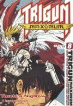 Trigun Maximum 8 Manga