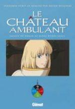 Le Château Ambulant 2 Anime comics