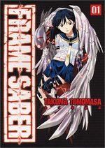 Frame Saber 1 Manga
