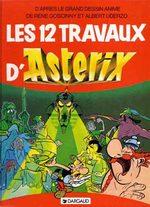 Les 12 travaux d'Astérix 1 BD