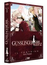 Gunslinger Girl - Il Teatrino 1 Série TV animée