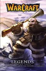 Warcraft Legends 3 Global manga