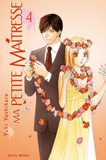 Ma petite maitresse T.4 Manga