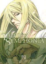 Tales of Symphonia 4 Manga