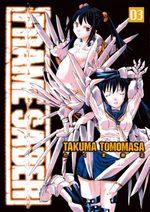 Frame Saber 3 Manga