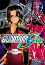 Mobile Suit Gundam Seed 2 Manga