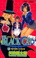 Black Cat 3 Manga