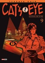 Cat's Eye 9 Manga