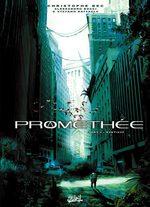 Prométhée 4 BD