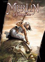Merlin - Le prophète T.2 BD