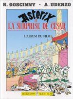 Astérix et la surprise de César - L'album du film 1 BD
