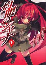 Shakugan No Shana 4 Manga
