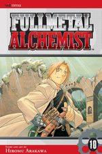 Fullmetal Alchemist 10
