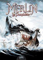 Merlin - Le prophète 1 BD