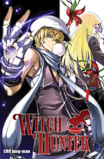 Witch Hunter # 7