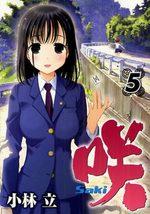 Saki 5 Manga