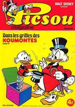 Picsou Magazine 61