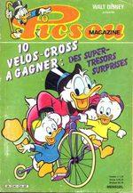 Picsou Magazine 124