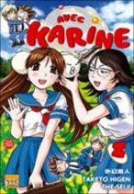 Avec Karine 2 Manga